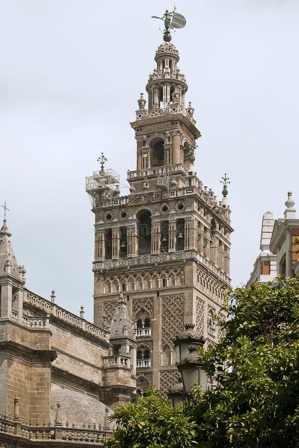 Cathedral. Sevilla. Spain. royalty free stock image