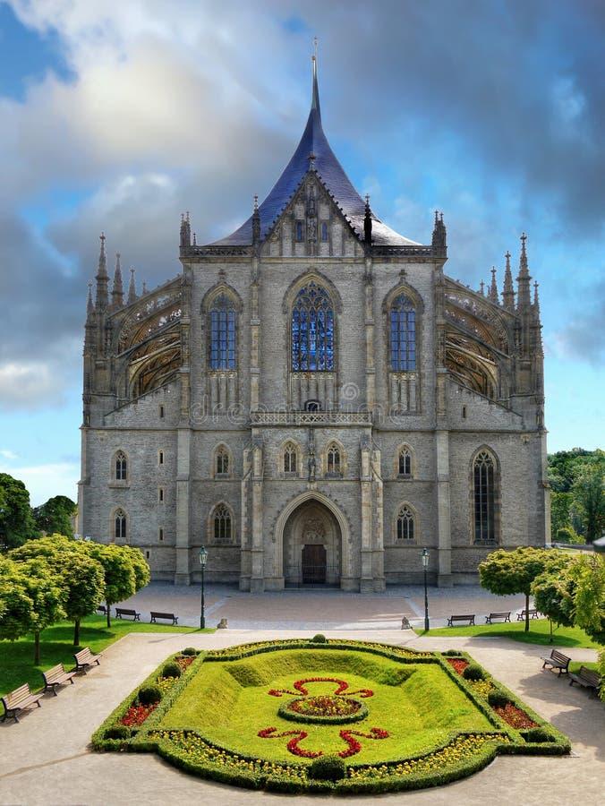 Download Czech Republic, Kutna Hora, UNESCO Editorial Photo - Image of kutna, churches: 115322506