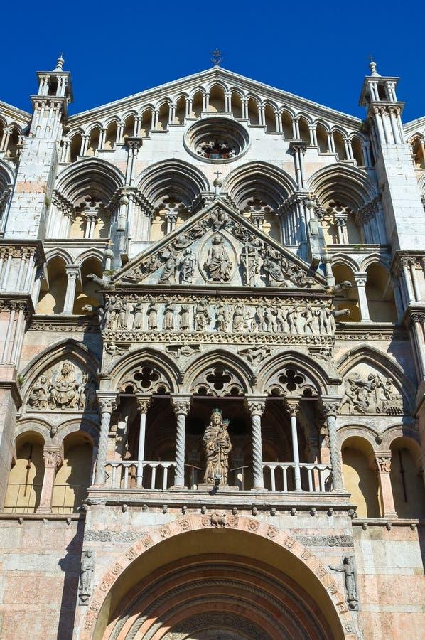 Download Cathedral Of St. George. Ferrara. Emilia-Romagna. Stock Image - Image: 24797719