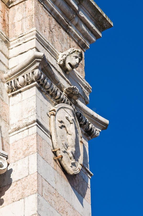 Download Cathedral Of St. George. Ferrara. Emilia-Romagna. Stock Image - Image: 24820331