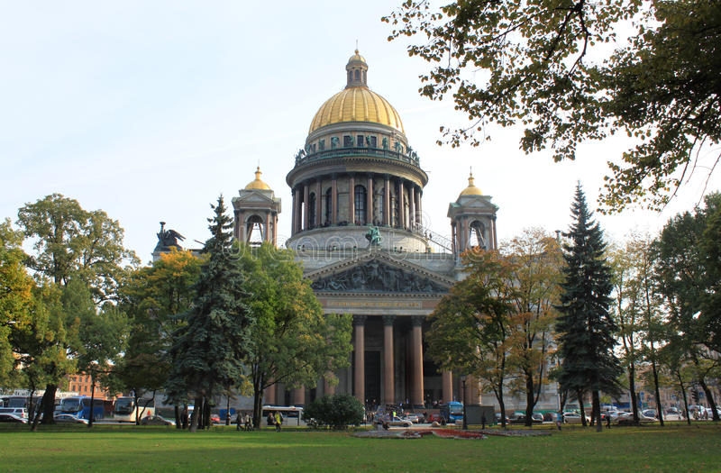 Download Cathedral Of St. Isaak Stock Photos - Image: 16219153