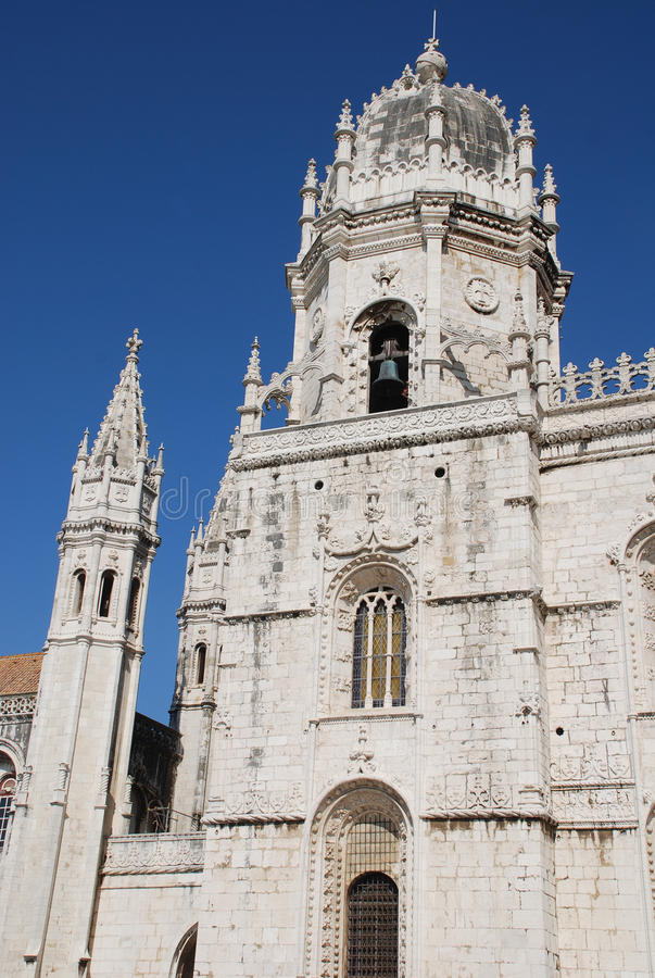 Download Cathedral St. Jeronimos (Lisbon,Portugal) Royalty Free Stock Images - Image: 12372859
