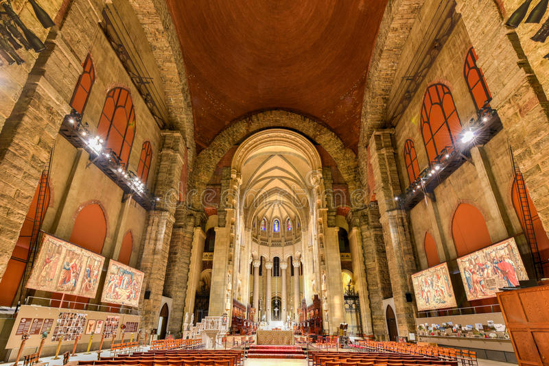 Saint John the Divine - New York City stock photography