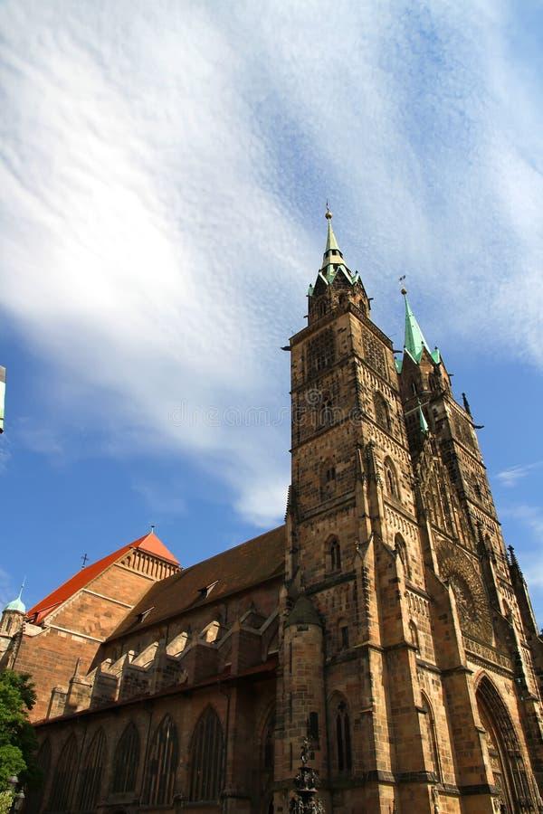 Free Cathedral St. Lorenz Of Nuremberg Stock Photos - 31351083
