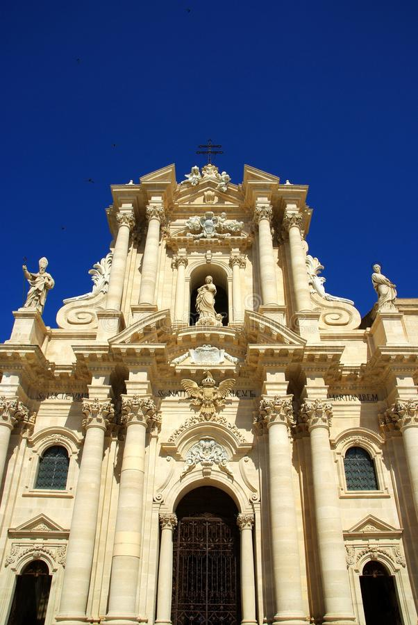 Download Cathedral Syracuse Stock Images - Image: 19748384