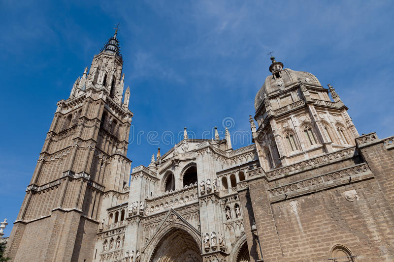 Download Cathedral Of Toledo Stock Photography - Image: 20995102