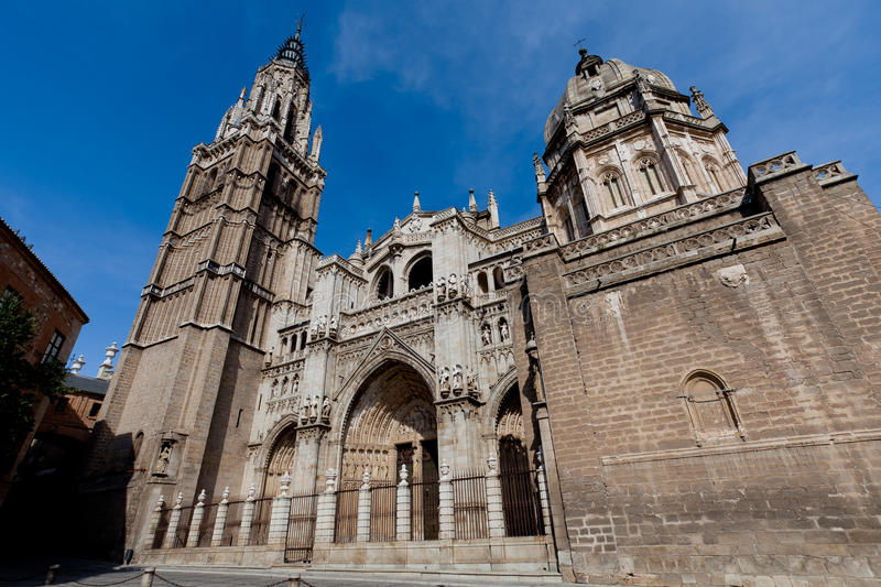 Download Cathedral Of Toledo Royalty Free Stock Photo - Image: 21334265