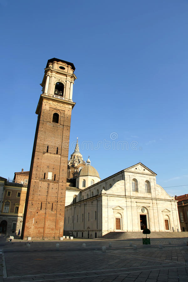 Download Cathedral of Torino stock image. Image of architecture - 27710983