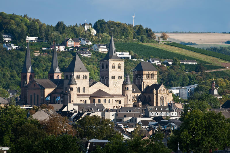 Download Cathedral Of Trier, Germany Stock Image - Image: 21660371