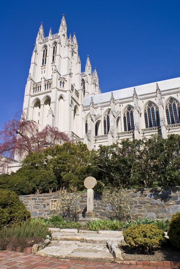 Free Cathedral(Washington National) Stock Photography - 8698812