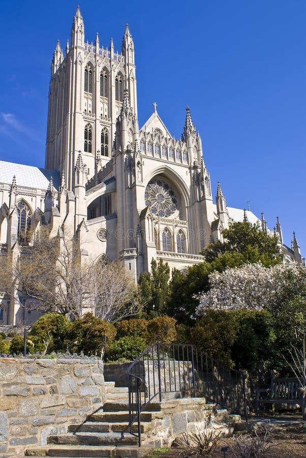 Cathedral(Washington National) royalty free stock photography