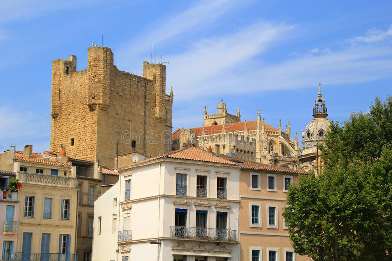 Download Cathedrale De Narbonne, France Photo stock - Image du tour, hall: 76077640