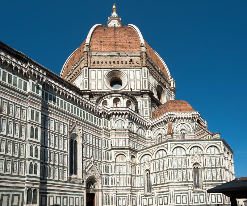 Cathedrale di Santa Maria del Fiore, Florence royalty free stock image