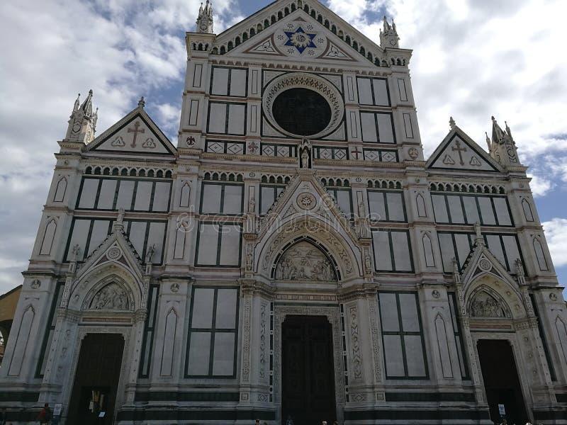 Cathedrale Florencia foto de archivo