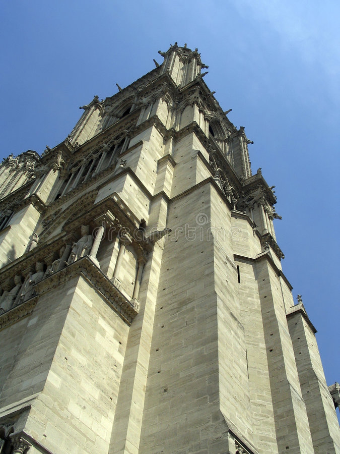 Cathedrale Notre Dame photo stock