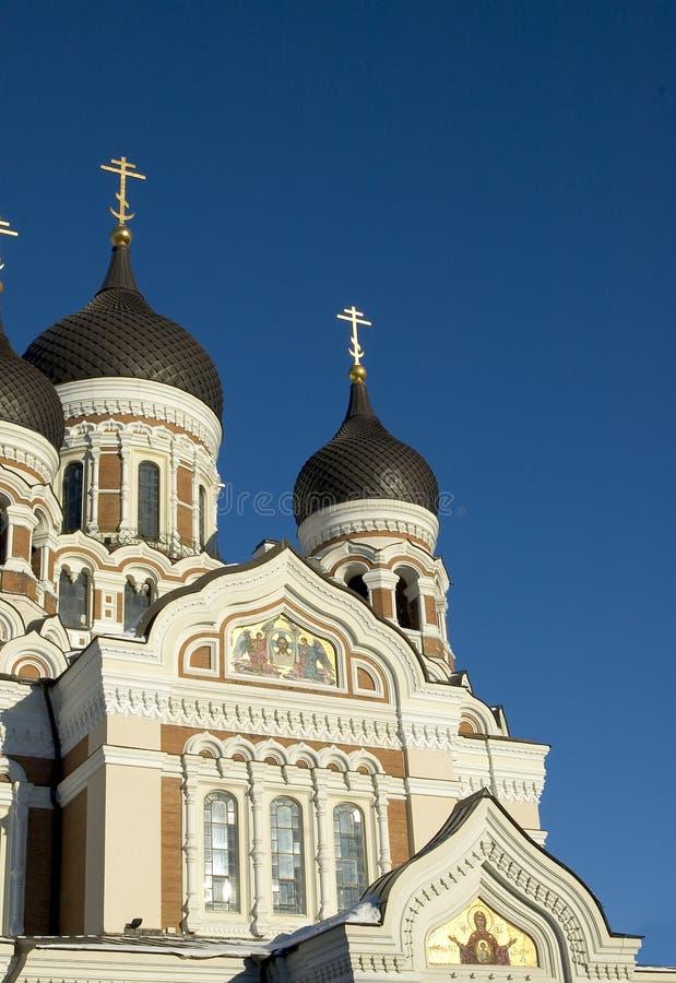 Catherdral Nevsky. Fotografia Stock