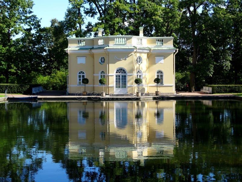 catherine blisko pałac Petersburg st zdjęcia stock