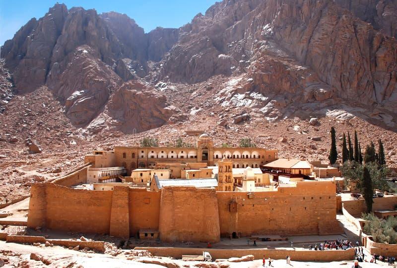 catherine monasteru st obraz royalty free