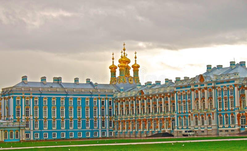 Download Catherine-Palast In St Petersburg Stockbild - Bild von auslegung, dekoration: 27733681