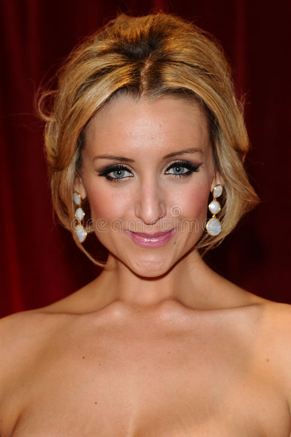 Download Catherine Tyldesley editorial stock image. Image of 2012 - 25374434