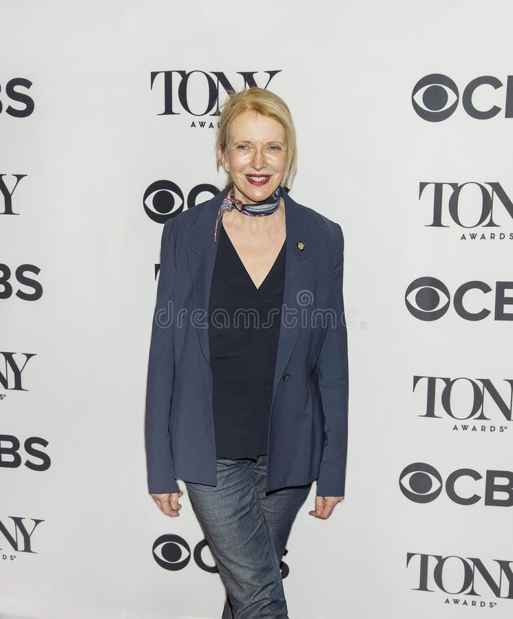 Catherine Zuber stock foto