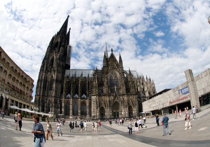Download Catholic Cathedral Of Cologne,Germany Editorial Image - Image: 27951420