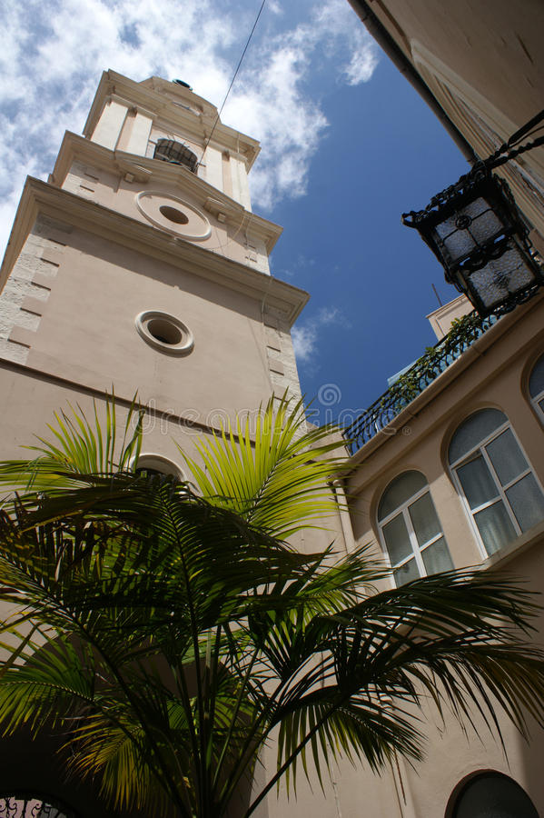 Catholic Cathedral, Gibraltar royalty free stock images