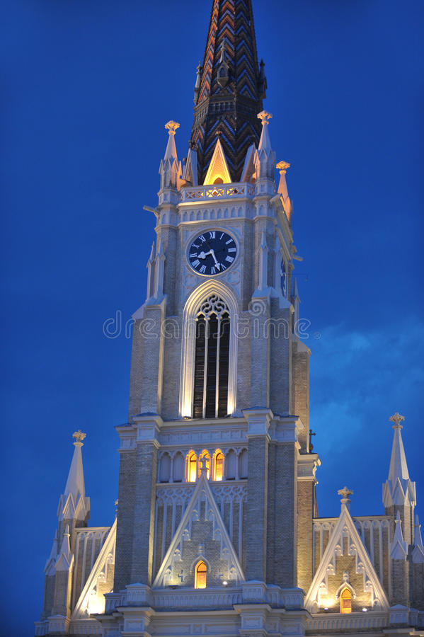 Catholic cathedral stock images