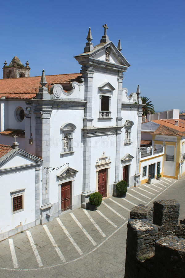 Download Catholic Church In Beja Royalty Free Stock Photography - Image: 26050727