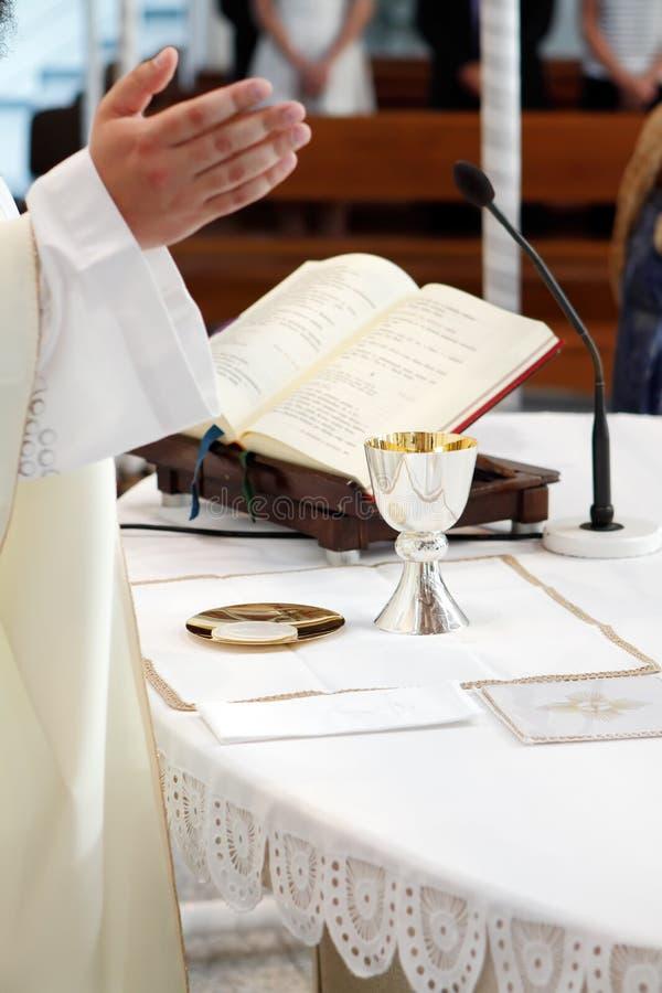 Free Catholic Mass Royalty Free Stock Photos - 20473668