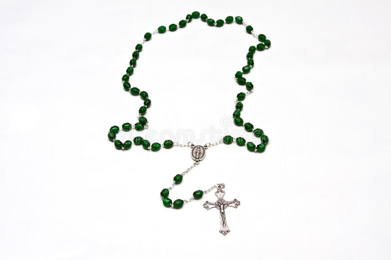Download Catholic Rosary beads stock image. Image of culture, crucifix - 17685185