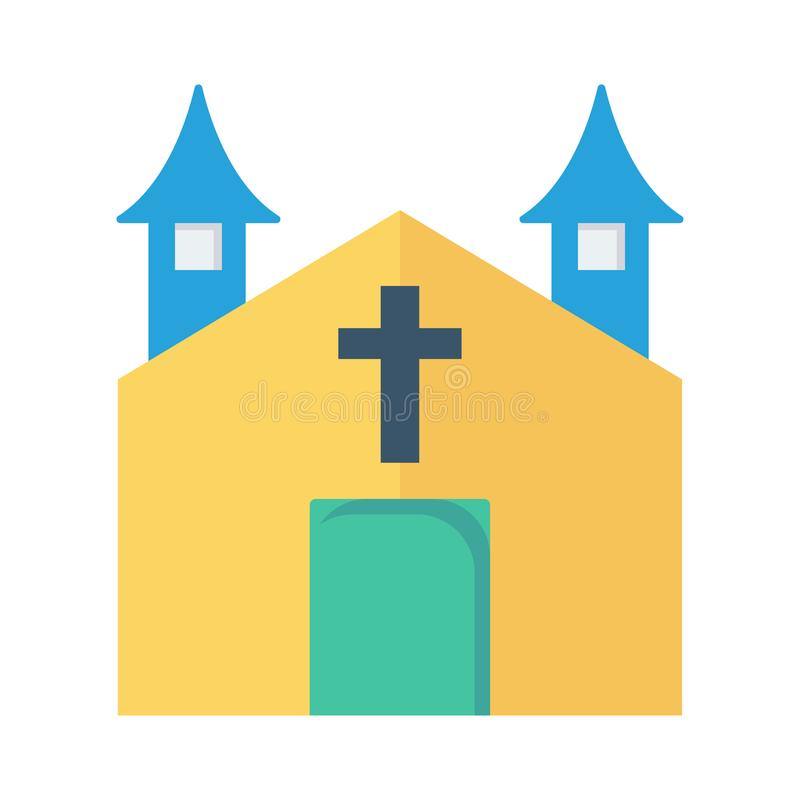 catholique illustration stock