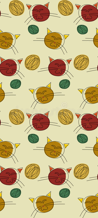 Cats and Balls of Yarn