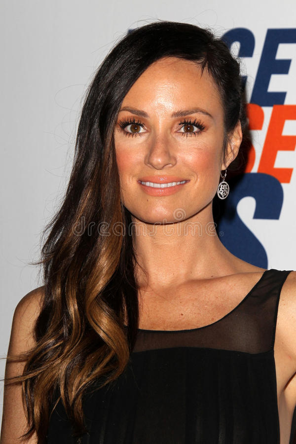 Download Catt Sadler Arrives At The 19th Annual Race To Erase MS Gala Editorial Photography - Image: 25274907
