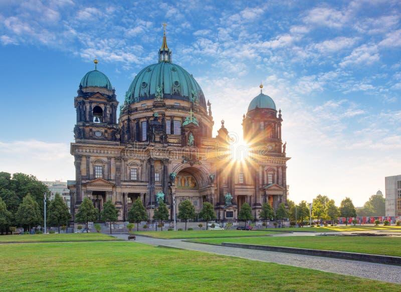 Cattedrale a Berlino, DOM del berlinese immagini stock