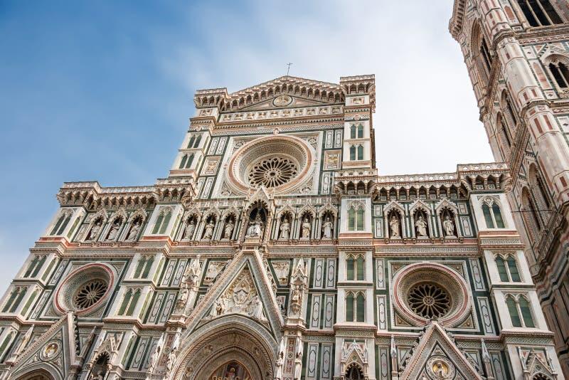 Cattedrale del Duomo. Firenze, Italia fotografia stock