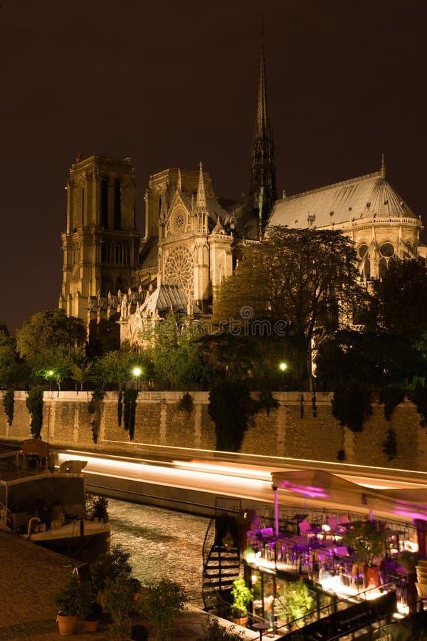 Cattedrale del Notre Dame fotografie stock libere da diritti