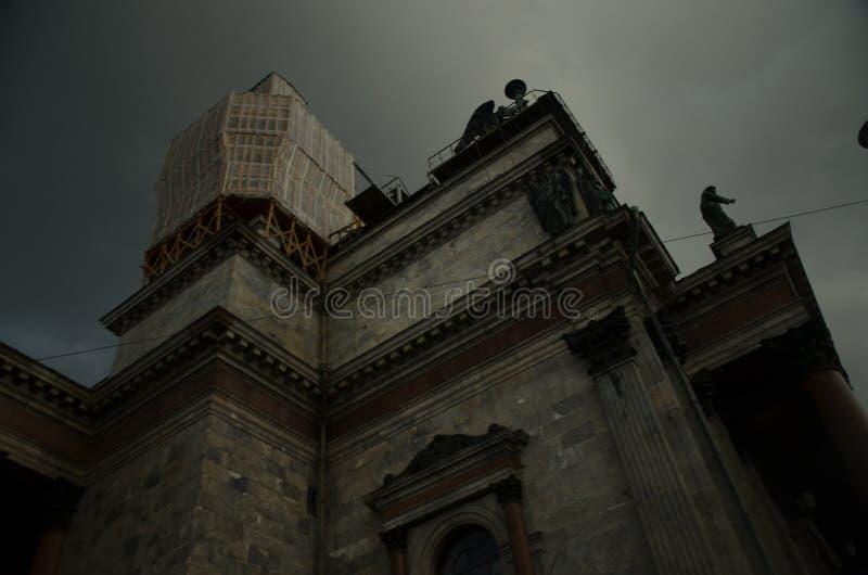 Cattedrale del ` s della st Isaac a St Petersburg immagini stock