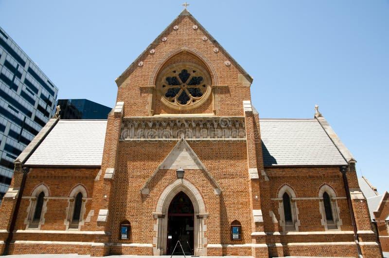 Cattedrale del ` s di San Giorgio - Perth - Australia fotografia stock