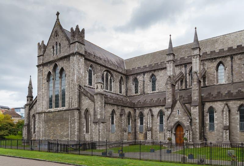 Cattedrale del ` s di St Patrick, Dublino, Irlanda immagini stock libere da diritti