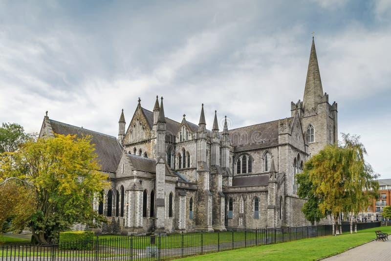 Cattedrale del ` s di St Patrick, Dublino, Irlanda immagine stock libera da diritti