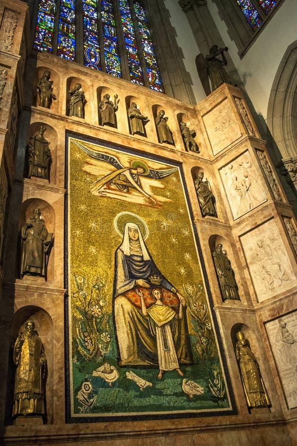 Cattedrale del Se fotografia stock libera da diritti