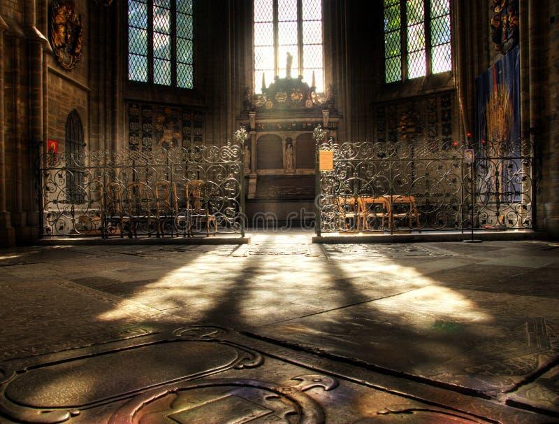 Cattedrale della condizione di Linkoping fotografia stock libera da diritti