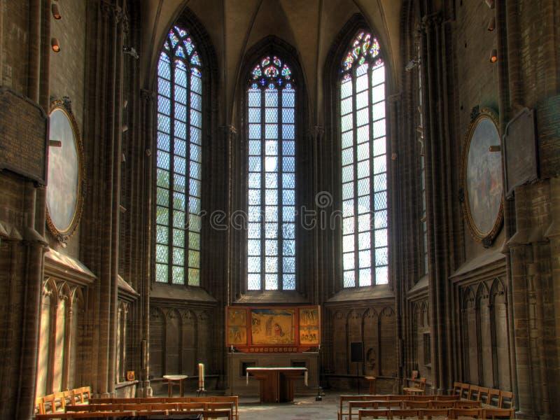 Cattedrale della condizione di Linkoping immagini stock libere da diritti