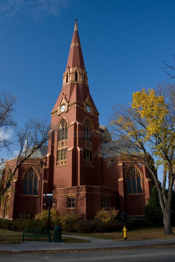 Cattedrale della st John l'evangelista immagine stock