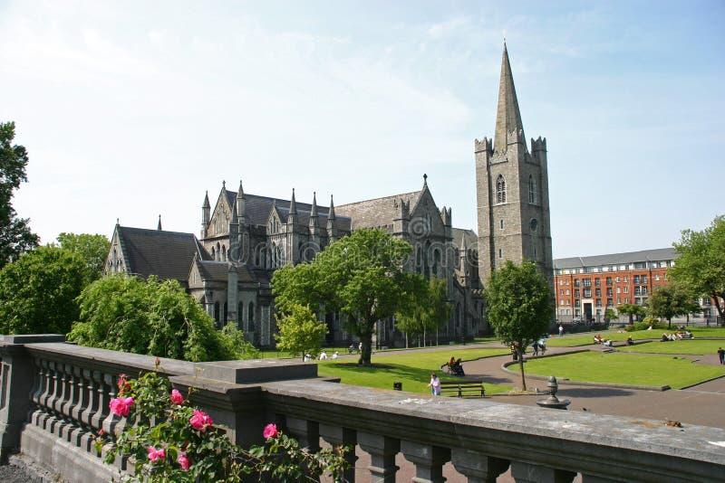 Cattedrale della st Patrick fotografie stock