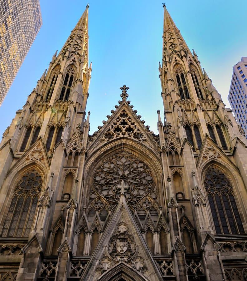 Cattedrale della st Patricks immagini stock libere da diritti