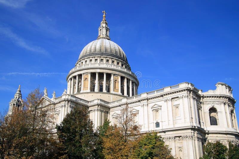 Cattedrale della st Paulâs immagini stock libere da diritti