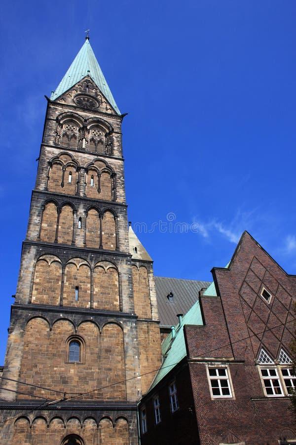 Cattedrale della st Peters fotografie stock