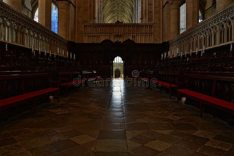 Cattedrale di Canterbury immagini stock libere da diritti